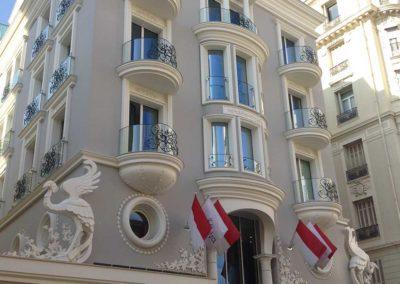 Palazzo La Lestra, Monte-Carlo