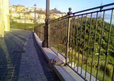 Ringhiera-belvedere-Sezze-3
