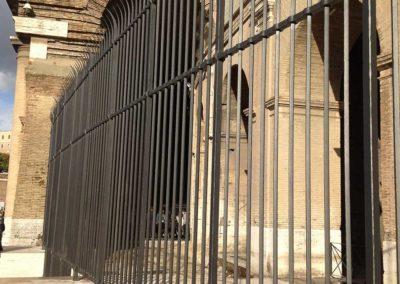 fucina-artistica-boranga-realizzazione-recinzioni-ferro-battuto-colosseo-roma-wrought-iron-coliseum-fences-rome-12