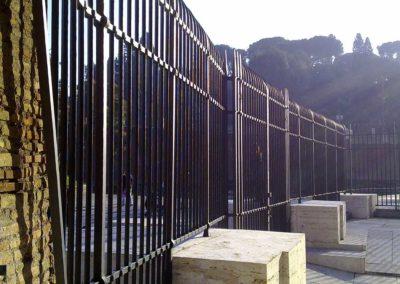 fucina-artistica-boranga-realizzazione-recinzioni-ferro-battuto-colosseo-roma-wrought-iron-coliseum-fences-rome-13
