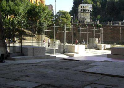 fucina-artistica-boranga-realizzazione-recinzioni-ferro-battuto-colosseo-roma-wrought-iron-coliseum-fences-rome-6