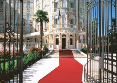 Grand Hotel Hungaria, Venice Lido