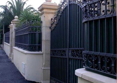 Villa, Nizza